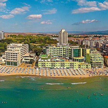 Bulharsko - Nesebar letecky na 7-15 dnů, ultra all inclusive