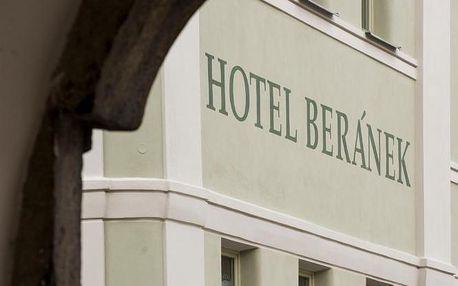 Blatná: Hotel Beránek
