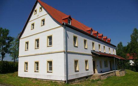 Národní park České Švýcarsko: Apartmány Růžová