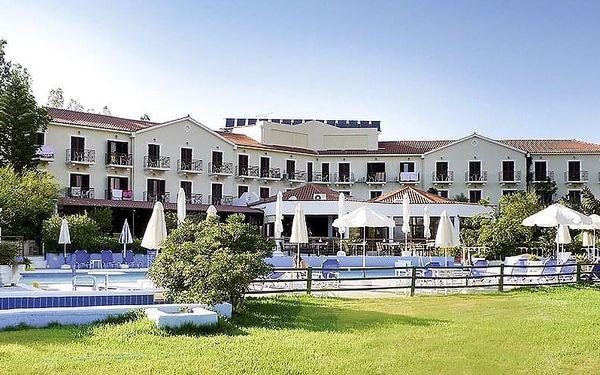 Karavados Beach Hotel, Kefalonie, letecky, polopenze2
