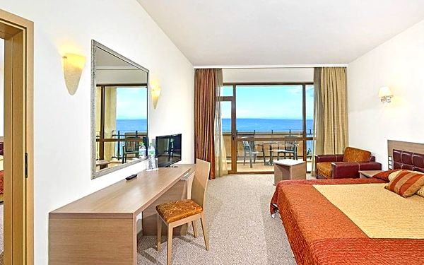 Hotel Sol Nessebar Palace, Burgas, letecky, all inclusive4