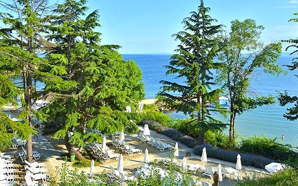Hotel Sol Nessebar Palace, Burgas, letecky, all inclusive5