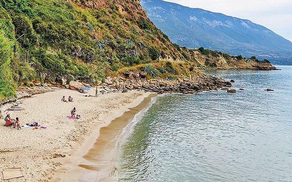 Karavados Beach Hotel, Kefalonie, letecky, polopenze4