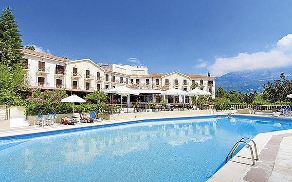 Karavados Beach Hotel, Kefalonie, letecky, polopenze5