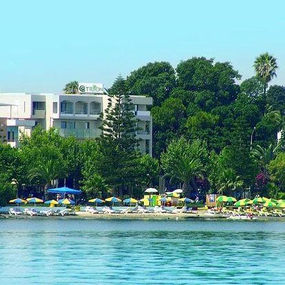 Řecko - Kos letecky na 7-8 dnů