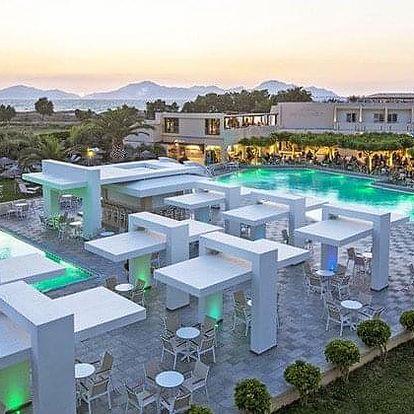 Řecko - Kos letecky na 7-11 dnů, all inclusive