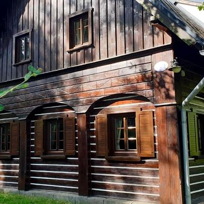 Liberecký kraj: Chalupa Dubenka