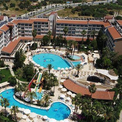 Turecko - Side - Manavgat letecky na 7-12 dnů, all inclusive