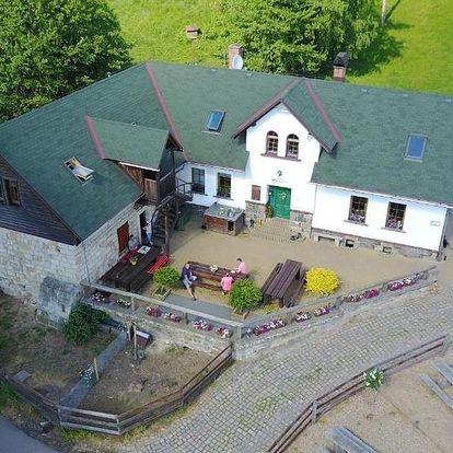 Český ráj: Otakarova farma