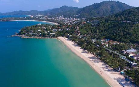 Thajsko - Phuket letecky na 10 dnů, snídaně v ceně