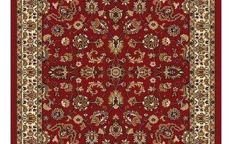 Spoltex Kusový koberec Samira 12002 red, 160 x 225 cm