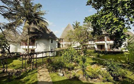 Keňa - Mombasa letecky na 9-15 dnů, all inclusive