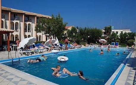 Řecko - Korfu letecky na 7-8 dnů