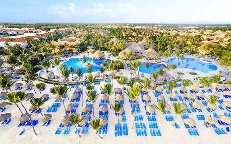 Dominikánská republika - Punta Cana letecky na 9-15 dnů, all inclusive