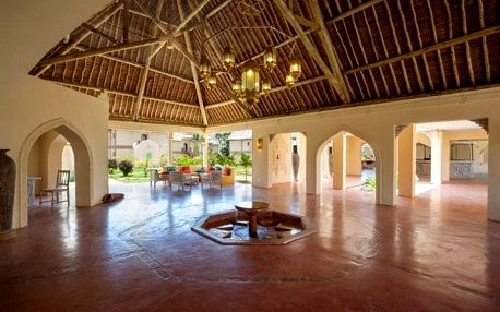 Keňa - Diani Beach letecky na 9-15 dnů, all inclusive