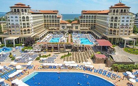 Bulharsko - Slunečné pobřeží letecky na 7-14 dnů, all inclusive