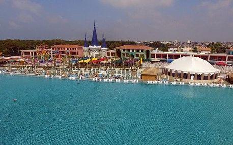 Turecko - Belek letecky na 7-11 dnů