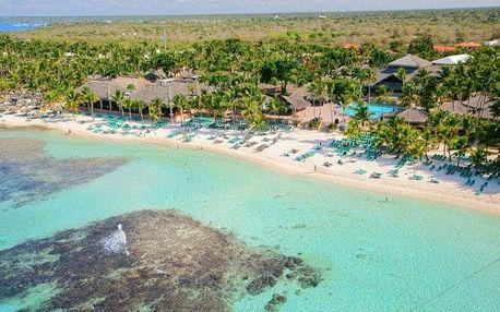 Dominikánská republika - Bayahibe letecky na 9-15 dnů, all inclusive