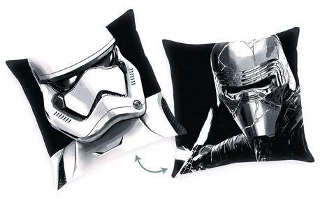 Herding Polštářek Star Wars Helmy, 40 x 40 cm