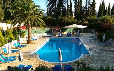 Řecko - Korfu letecky na 7-10 dnů
