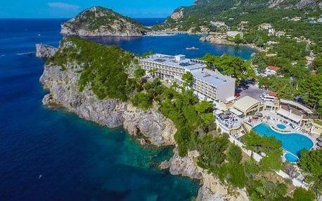 Řecko - Korfu letecky na 7-8 dnů, polopenze