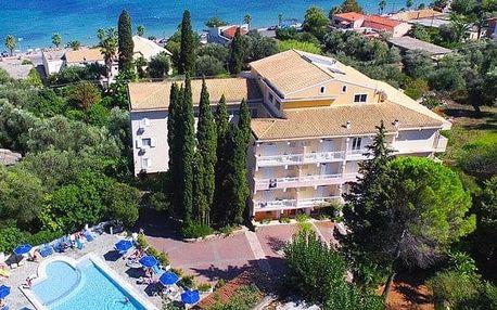 Řecko - Korfu letecky na 7-10 dnů, snídaně v ceně