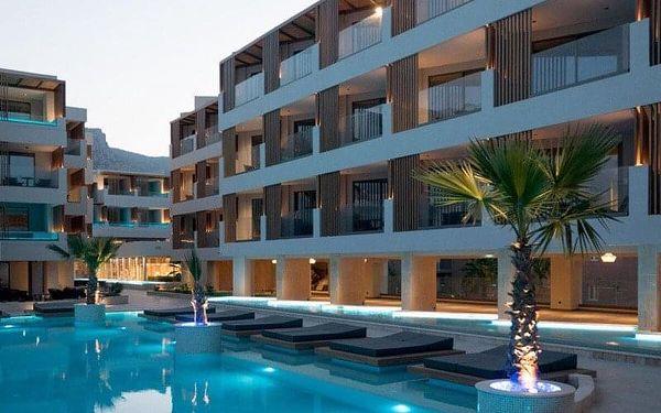 Akasha Beach Hotel & Spa, Kréta, Řecko, Kréta, letecky, polopenze2