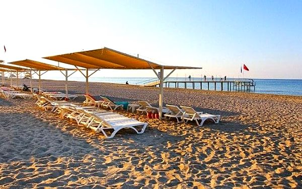 HOTEL CLUB TURTAS, Alanya, Turecko, Alanya, letecky, all inclusive3