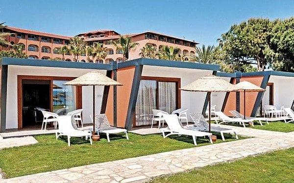 HOTEL CLUB TURTAS, Alanya, Turecko, Alanya, letecky, all inclusive4