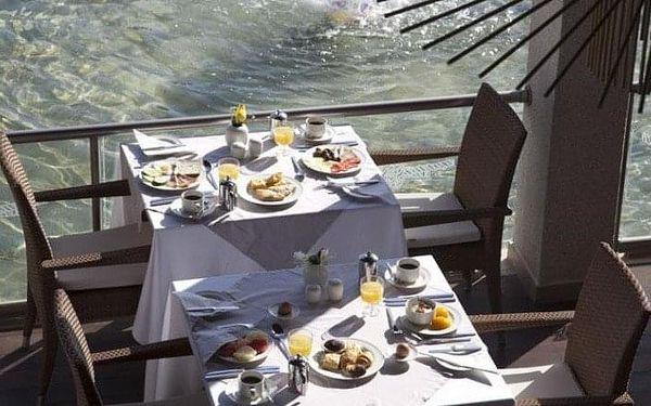 Port Royal (adults only 16+), Rhodos, Řecko, Rhodos, letecky, snídaně v ceně4