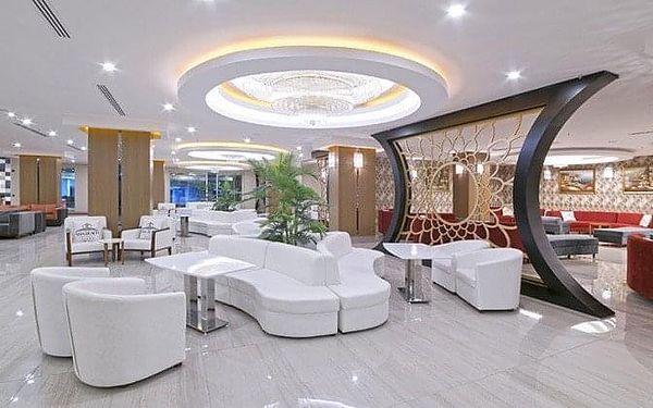 HOTEL ASIA BEACH RESORT & SPA, Alanya, Turecko, Alanya, letecky, ultra all inclusive5
