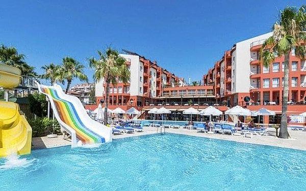 HOTEL ROYAL ATLANTIS BEACH, Side, Turecko, Side, letecky, ultra all inclusive2