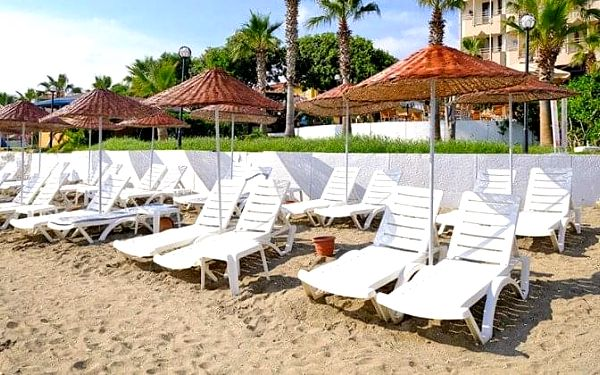 HOTEL ANITAS BEACH, Turecká riviéra, Turecko, Turecká riviéra, letecky, all inclusive4