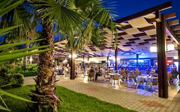HOTEL ROYAL GARDEN BEACH, Alanya, Turecko, Alanya, letecky, ultra all inclusive3
