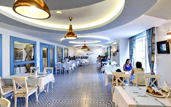 HOTEL ROYAL GARDEN BEACH, Alanya, Turecko, Alanya, letecky, ultra all inclusive4