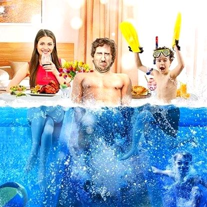 Hotel Aqualand Inn: Ubytování přímo v Aqualandu Moravia