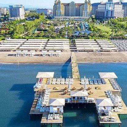 Turecko - Antalya letecky na 7-15 dnů