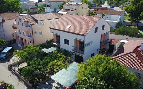 Chorvatsko, Vodice: Rooms & Apartments Blue Beach