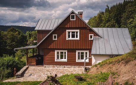 Liberecký kraj: Chalupa Na Stráni