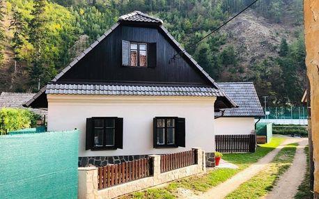 Kraj Vysočina: Chaloupka u řeky