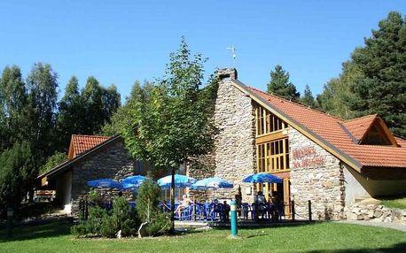 Podzim na Lipně v Hotelu na Jezeře