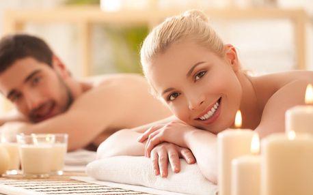 Uvolnění ve dvou: párová masáž na 60 minut