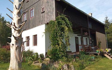 Liberecký kraj: Chalupa bez hranic