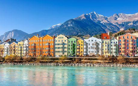 3* hotel Tautermann v Innsbrucku se snídaní, 5 min od centra