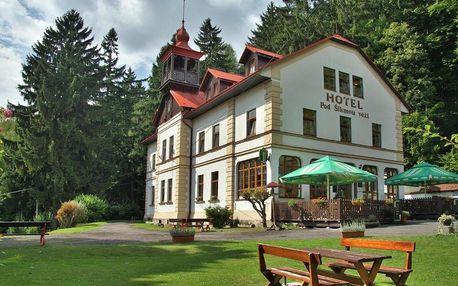 Český ráj: Hotel pod Šikmou Věží