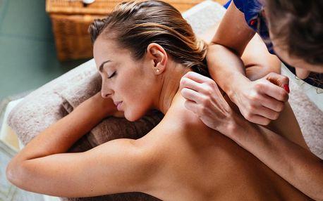 Klasická thajská masáž: 60 minut i permanentka