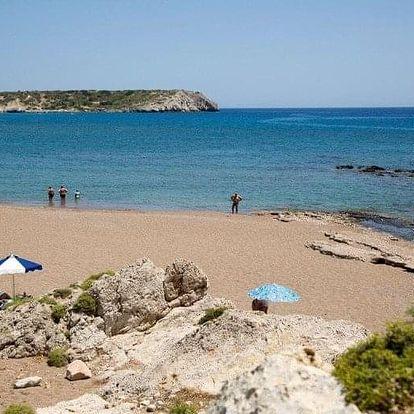 Řecko - Rhodos letecky na 8-9 dnů