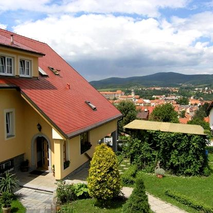 Jižní Čechy: Penzion Panorama