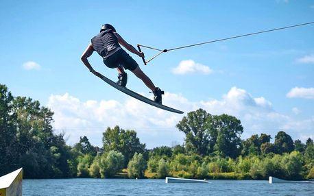 Wakeboarding pro začátečníky i pokročilé