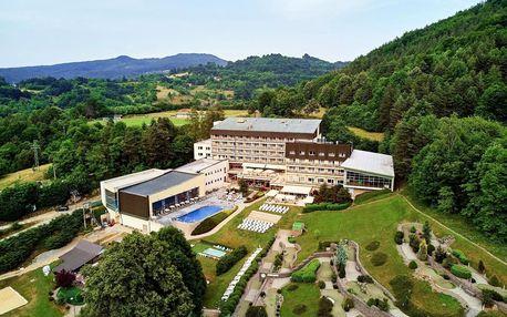 Wellness pobyt v hotelu Sitno **** Forest Resort v malebné přírodě Štiavnických vrchů